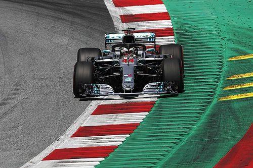 Lewis Hamilton: Der Spielberg-Boxenfunk im O-Ton