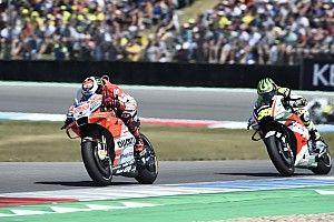 "Dovizioso: ""Ducati moet bandengebruik verbeteren"""