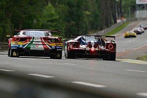 Ecco il primo BoP della classe GTE in vista della 24 Ore di Le Mans