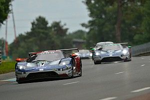 "Privateer Ford ""one of the favourites"" in GTE Am"