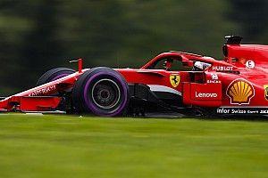 Vettel y Hamilton, en un suspiro antes de la clasificación en Austria