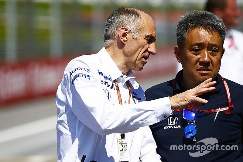 Tost: McLaren'ı bilemem ancak Honda ile hiçbir sorun yaşamıyoruz