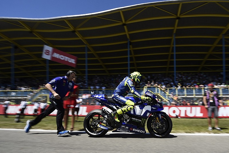 Rossi hoopt op goede afsluiting eerste seizoenshelft
