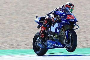 Viñales zet Yamaha aan kop in tweede training Dutch TT