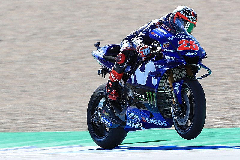 Viñales zet Yamaha aan kop in tweede training Dutch TT