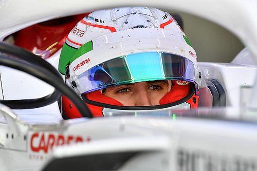Test Barcellona, Giorno 2, line-up: sulla Ferrari tocca a Giovinazzi