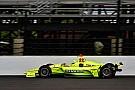 IndyCar Indy 500: Simon Pagenaud am ersten Trainingstag Spitze