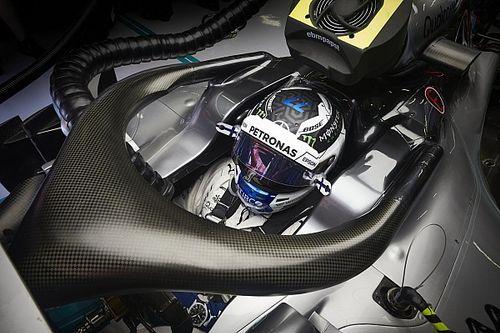 Test Pirelli: Russell con la W09 sul bagnato al Ricard. Domani ci sarà Bottas