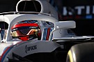 F1 Vídeo on board: Kubica ya pilota el Williams FW41