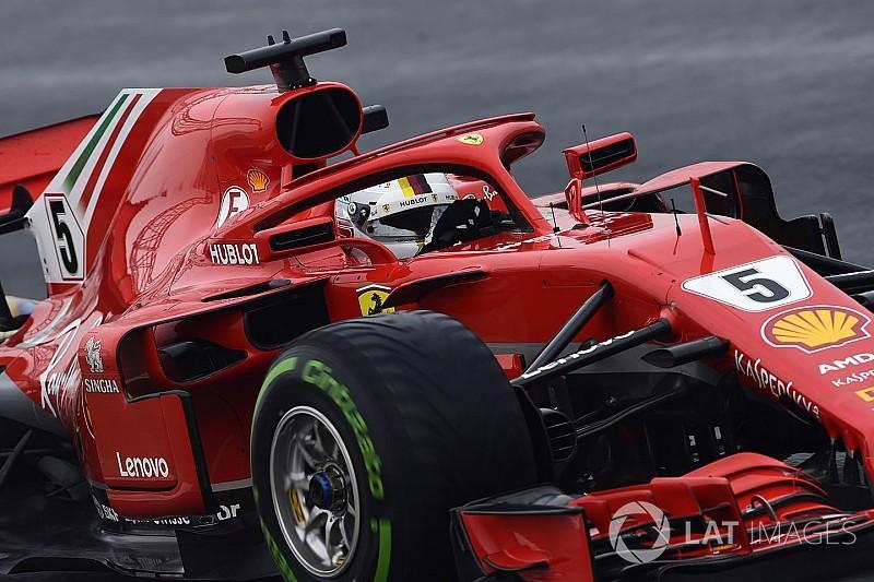 Comparación entre el Ferrari y Mercedes: SF71H vs. W09
