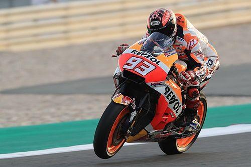 Újabb remek felvételek a MotoGP katari tesztjéről