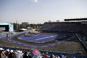 Формула Е представила обновленную конфигурацию трассы в Мехико