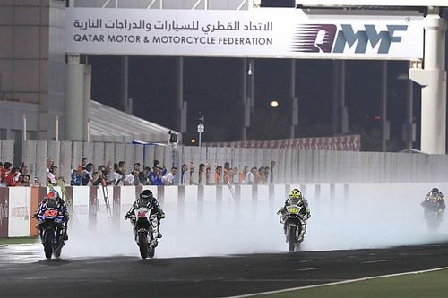 MotoGP riders say wet Qatar race would be feasible