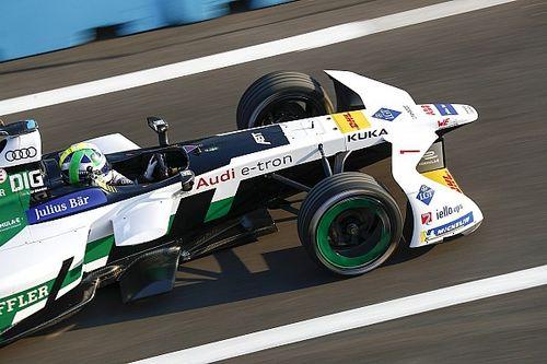 Di Grassi repite como el más veloz en México y Pechito López en 9°