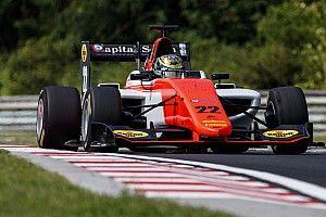 Boccolacci vince in solitaria Gara 2 all'Hungaroring, Hubert scappa in classifica