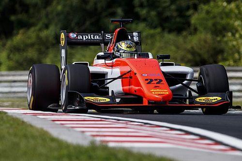 Boccolacci le da la primera victoria a MP Motorsport en GP3
