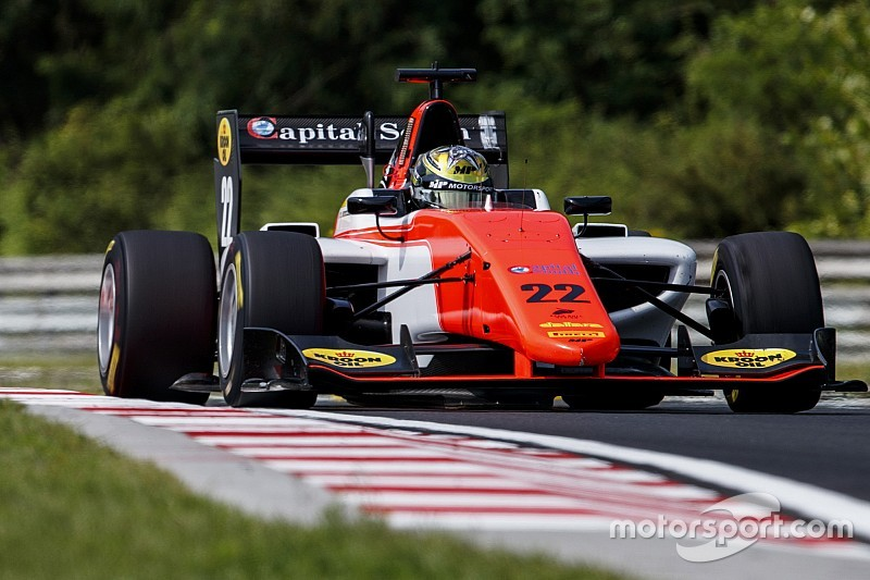 Boccolacci vince in solitaria Gara 2 all'Hungaroring, Hubert scappa in classifica