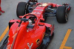 A Ferrari nyerte az első tesztnapot a Hungaroringen