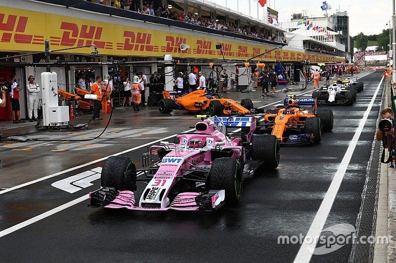 A Belga Nagydíjtól már Ocon lehet Alonso csapattársa a McLarennél, míg Kubica a Williamsszel versenyezhet
