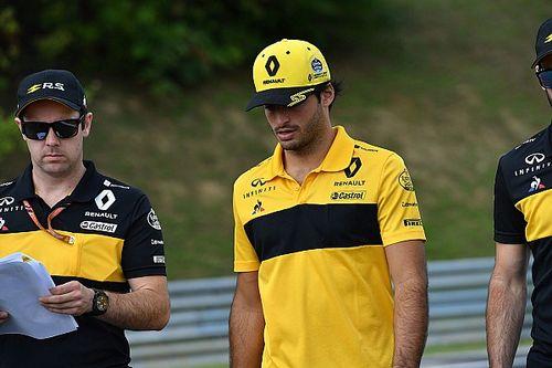 A McLaren Sainzot, a Red Bull Gasly-t szemelte ki