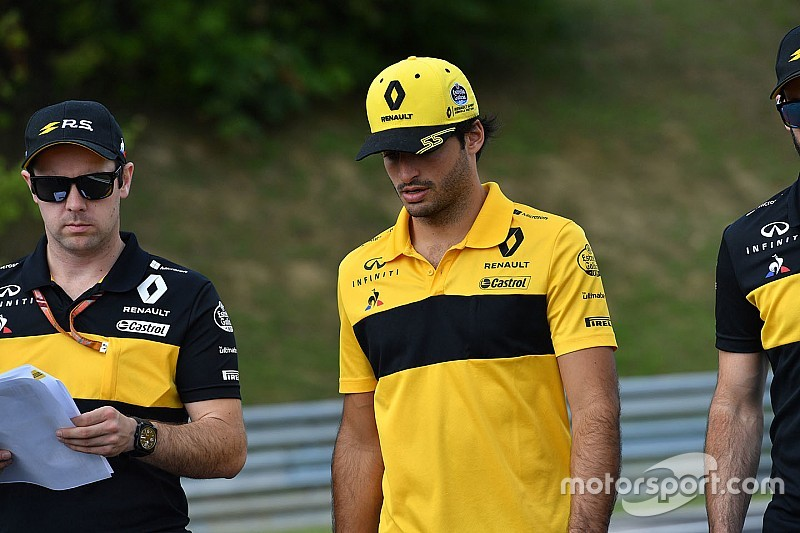 Geleceği netleşmeyen Sainz, Alonso ile takım arkadaşı olmaya hazır