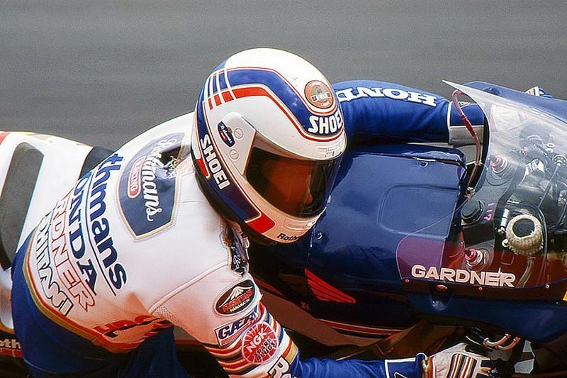 Фильм о первом австралийском чемпионе MotoGP Уэйне Гарднере выйдет в августе