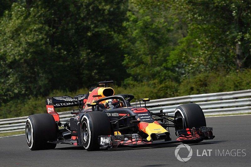 Ricciardo contraint d'utiliser l'ancienne spécification moteur