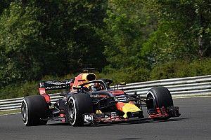 Ricciardo, con un motor más antiguo que Verstappen en Hungría