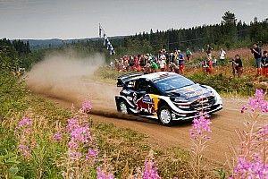 Finlandia, PS12-13: Tanak riparte alla grande e stacca Ostberg. Ogier scivola ottavo!