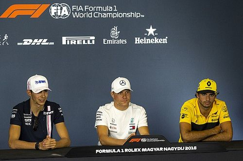 Hungarian GP: Thursday's press conference