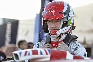 WRC Ultime notizie Citroen: Nagle racconta il suo errore nel crash con Meeke in Corsica