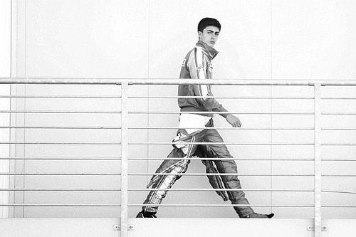 David Vidales y su 2017 casi perfecto de Maranello a Dubai