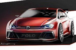 """اللّمحات الأولى لسيارة فولكسفاغن """"بولو جي تي أي آر5"""" لموسم 2018 للراليات"""