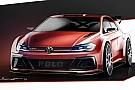 WRC Volkswagen zeigt erste Skizze des Polo R5