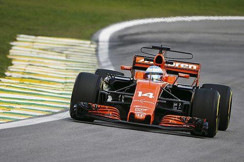 Alonso richt vizier op Mercedes, Ferrari en Red Bull