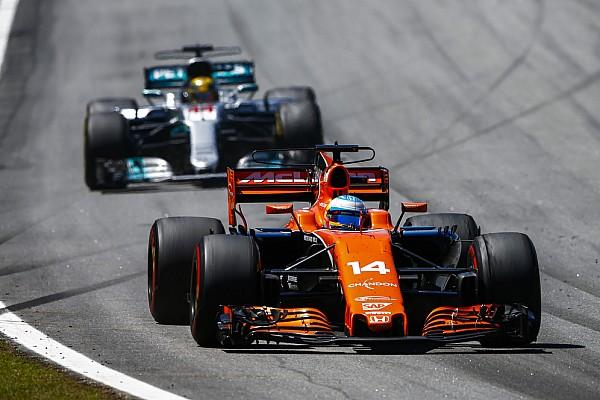 McLarenne ferme pas la porte à un retour de Hamilton
