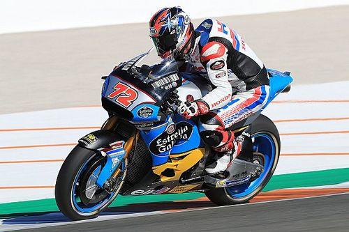 Honda trabajará dos días con su equipo de test en Jerez