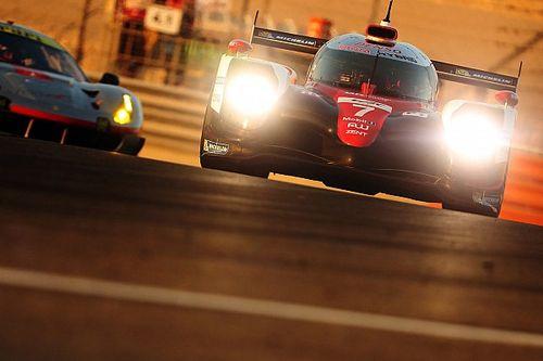 Toyota lidera la primera práctica en Bahrein