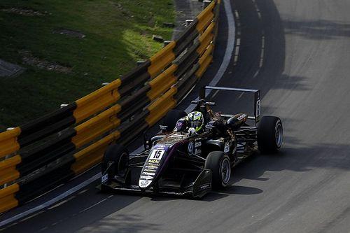 F3 Macau: Eriksson snelst in incidentrijke tweede training