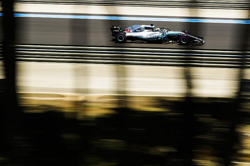 Hamilton asusta en Francia y Alonso se cuela en el top 10 del viernes