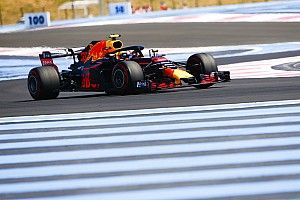 """Verstappen minimiza confusão da largada: """"Isso acontece"""""""
