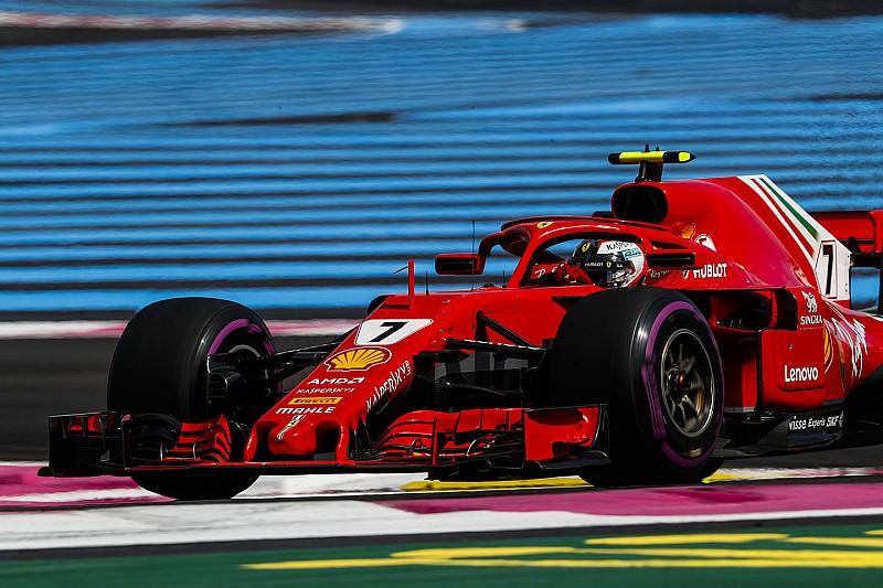 Extra onboardos felvételen Räikkönen és Ricciardo csatája a dobogóért