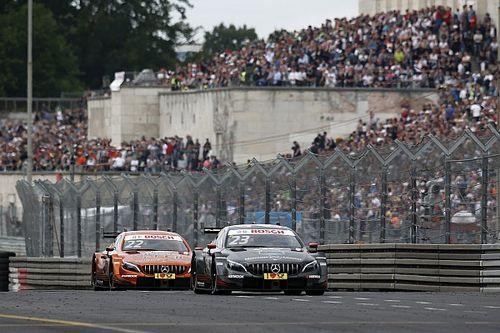 DTM Norisring: İkinci yarışta pole Juncadella'nın, ilk beş Mercedes'in
