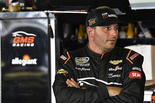 GMS Racing parts ways with Truck Series veteran Johnny Sauter