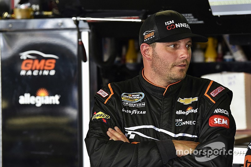3491e950def GMS Racing parts ways with Truck Series veteran Johnny Sauter