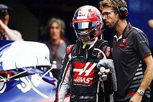 """Grosjean : """"Qu'Ocon apprenne avant de parler"""""""