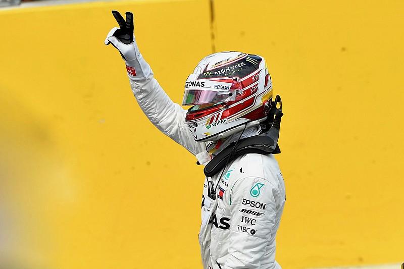 """Hamilton: """"Fue una clasificación sencilla, podría haberlo hecho incluso mejor"""""""