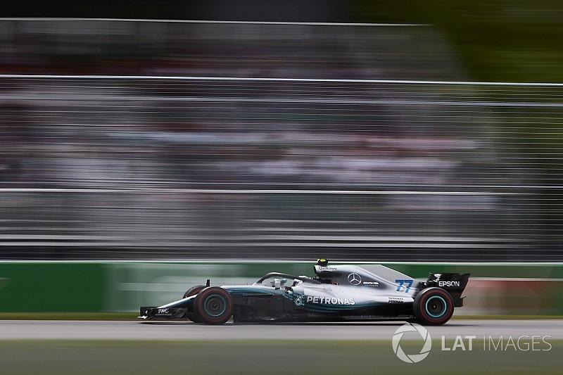 Mercedes necesita una actualización de motor, dice Bottas