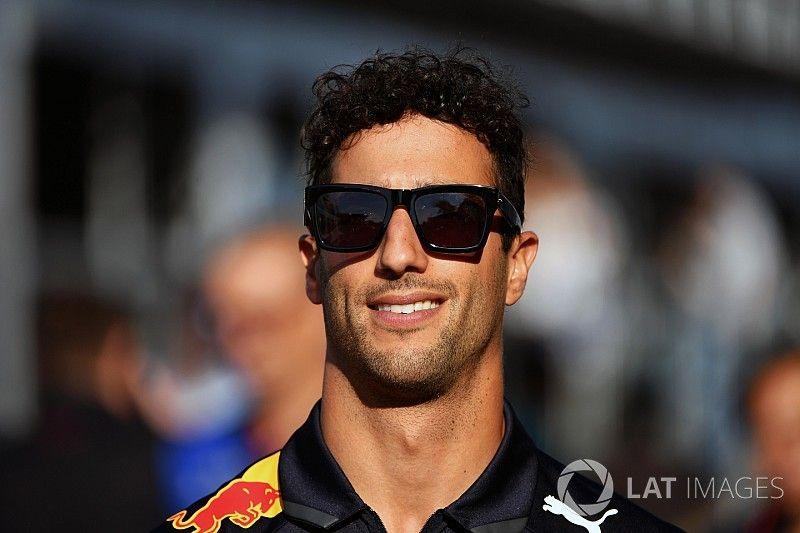 Ricciardo y Red Bull, cerca de renovar para 2019
