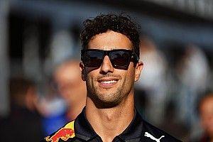 Ricciardo fica próximo de assinar renovação com a Red Bull